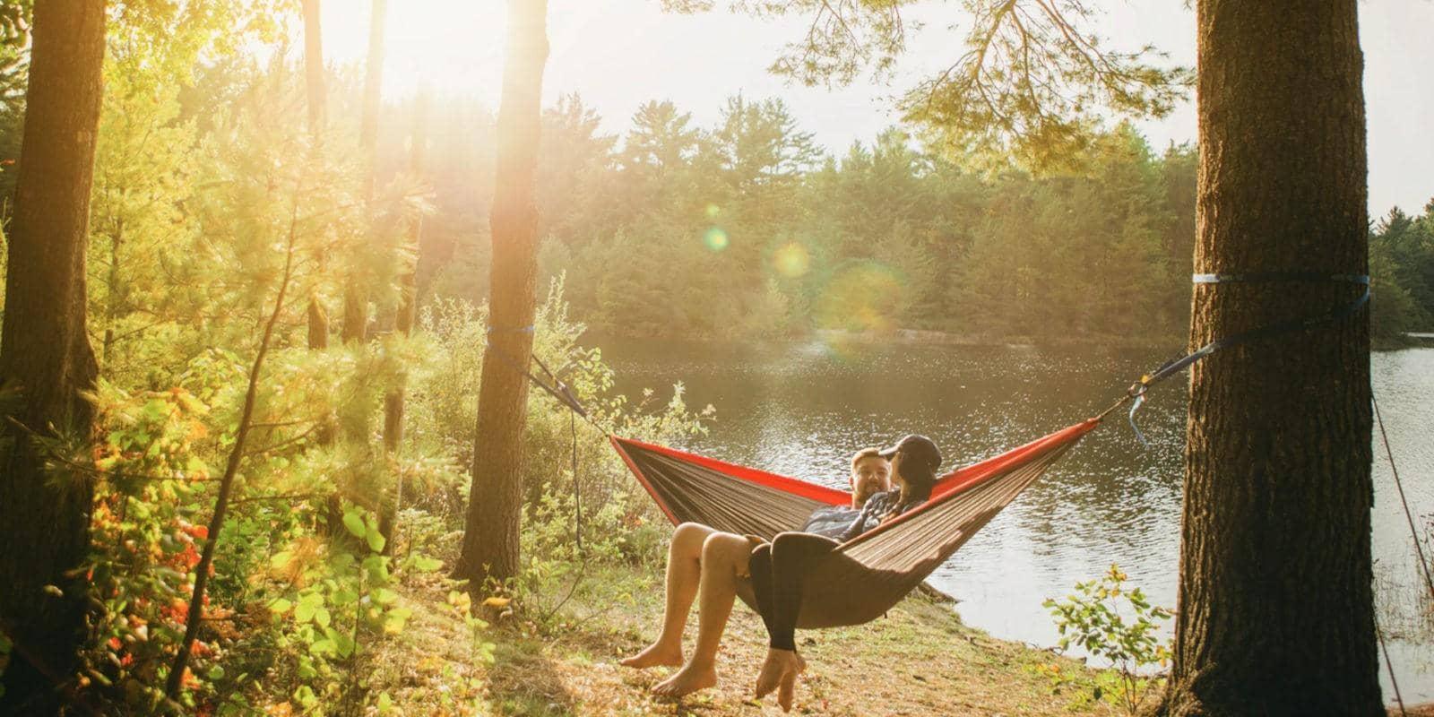 location emplacements camping activital étang de baye