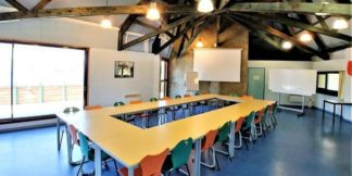 salle du cap pour réunion entreprise et groupe activital les settons